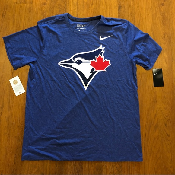 ba5fe3e7cb65 New Nike Toronto Blue Jays Royal Legend Shirt